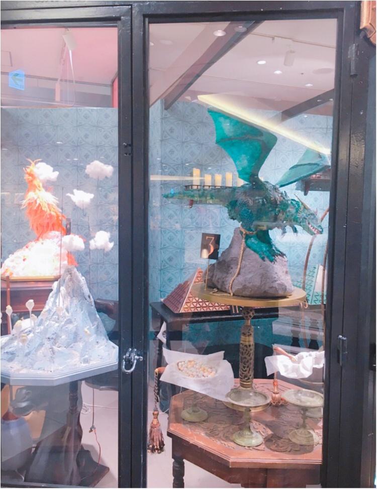 【ご当地モア♡東京】銀座のバレンタインフェアで発見!『KLOKA』の魔法のお菓子たち♡_4_2