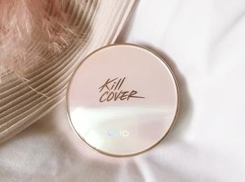【ソウル発信!韓国コスメ잇템 #11】『CLIO』の最新『KILL COVER』ファンデはバームタイプで潤いたっぷり♡