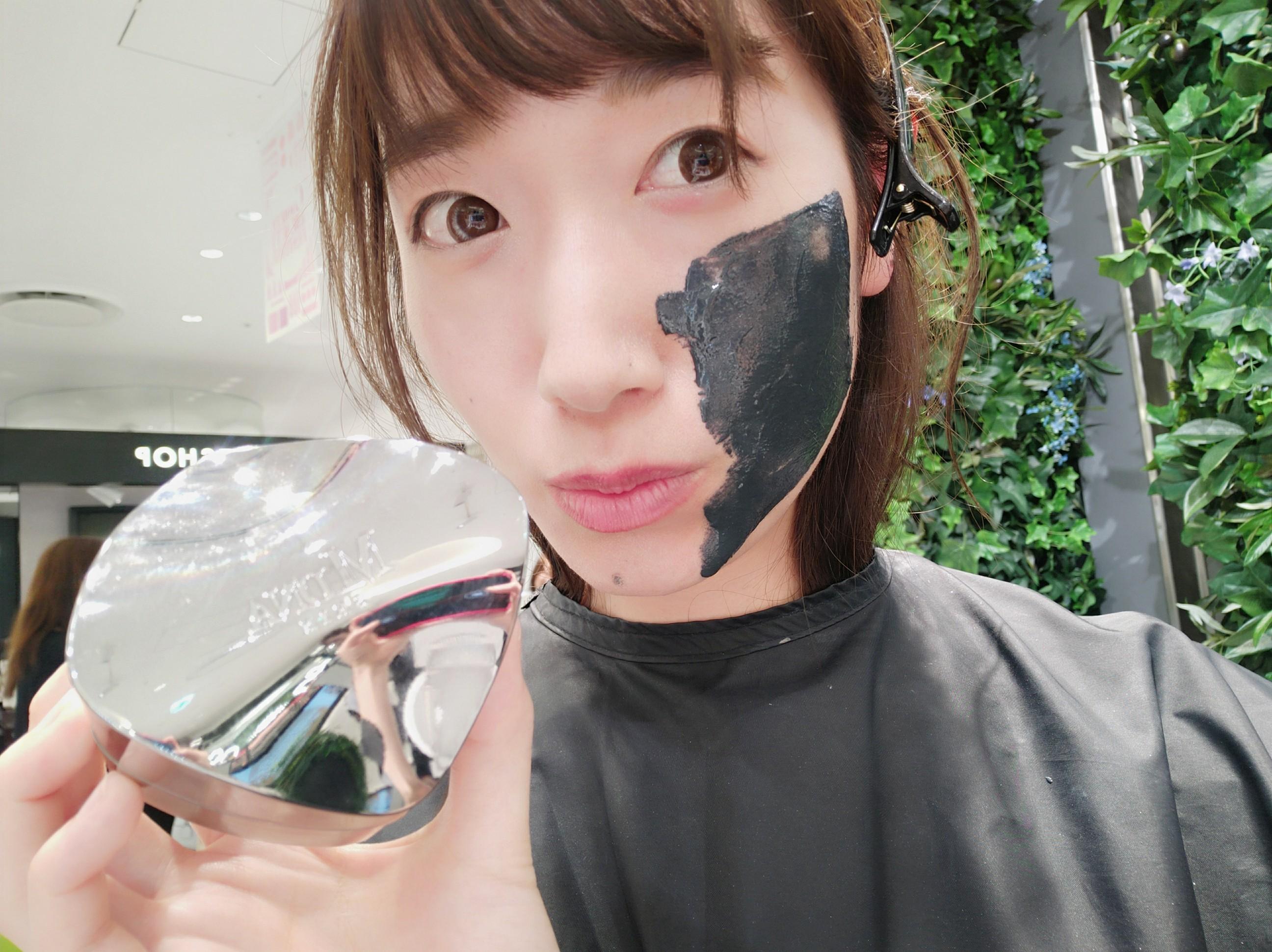 マドンナ開発のスキンケアブランド「MDNA SKIN」クレイマスクを体験!@そごう横浜_4