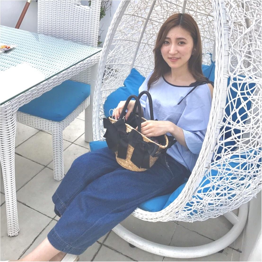 【江ノ島cafe】ホワイト×ブルーの地中海リゾートカフェ。晴れてる日はテラス席がおすすめ!!_6