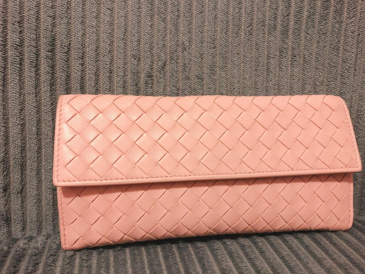 【20代女子の愛用財布】Bottega Veneta♡_1