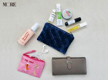 内田理央は『バレンシアガ』を愛用中♡ モアモデルのバッグ&バッグの中身を大公開‼︎