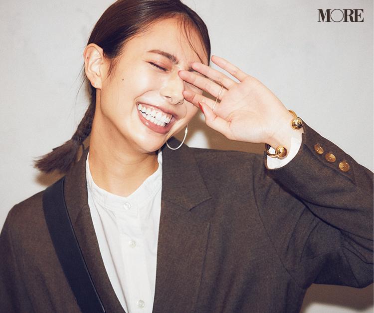 スタイリスト辻村さん&高野さんが妄想コーデ♡ もしモアOLだったらどんな秋服を着る?_3