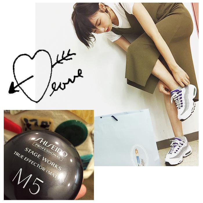 【篠田麻里子のデジレポ】最近コレを集めてます♡_1