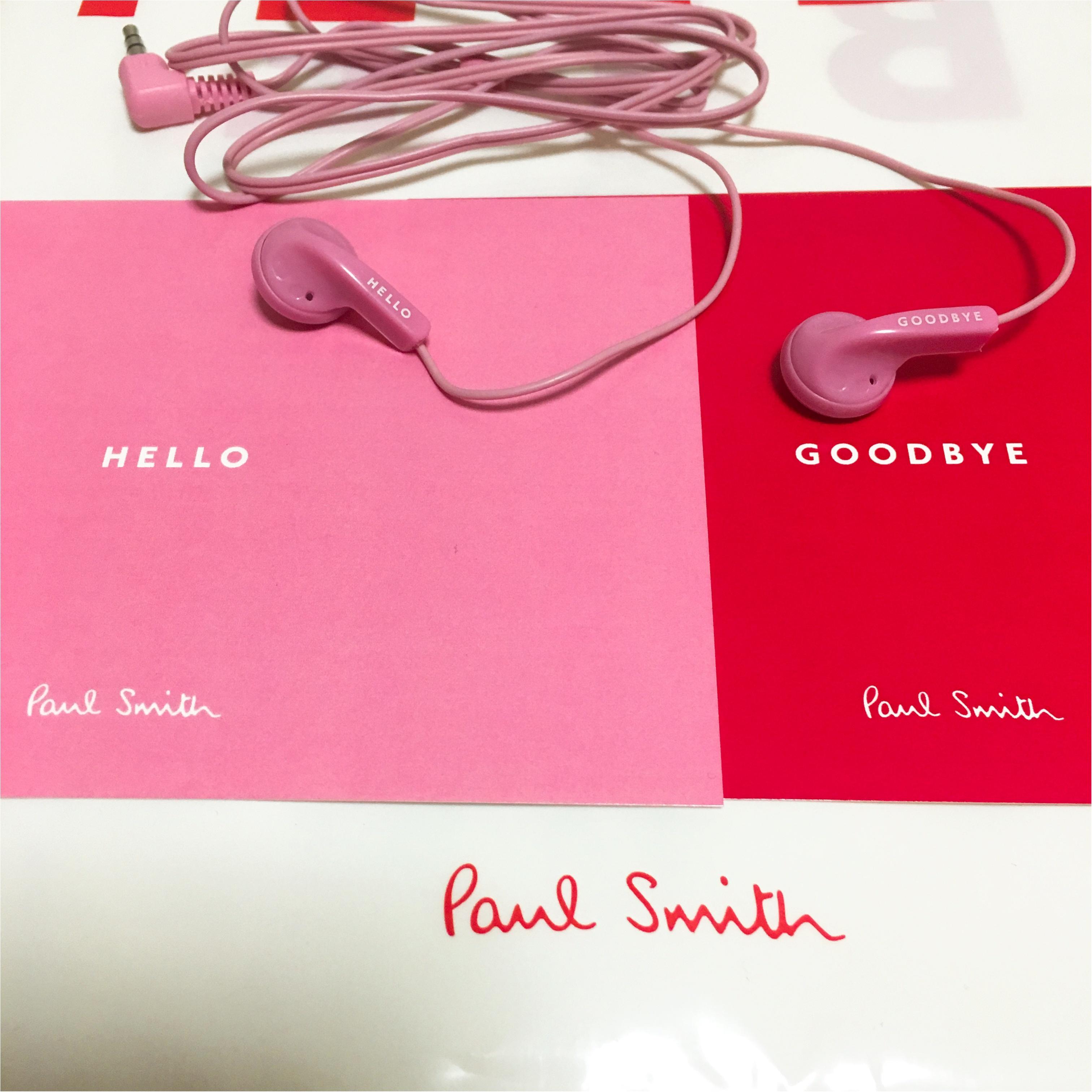 《この夏、絶対に行って欲しいポール・スミス展》その理由と誰でももらえる来場者限定の豪華お土産まで♡_6