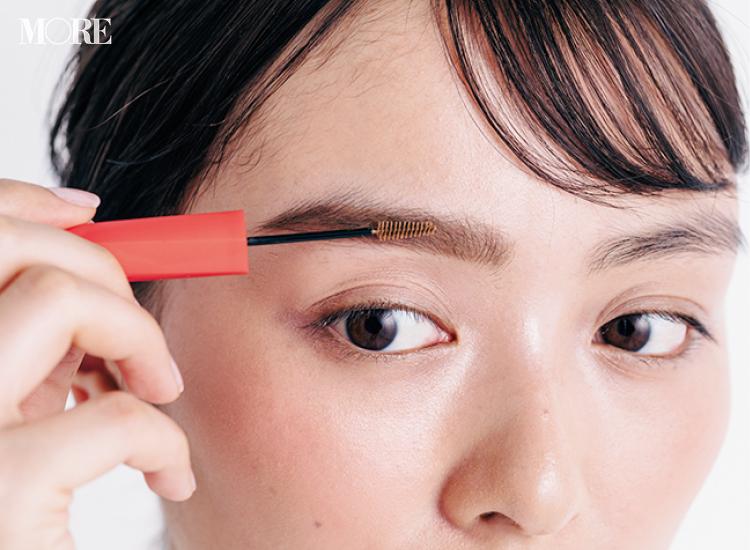 あなたの眉はもう古い⁉ 2020年のお仕事眉の正解教えます。美眉を保つ油分OFFテクや、表情激変のコンシーラー使いなど、テクニック満載♡ PhotoGallery_1_12