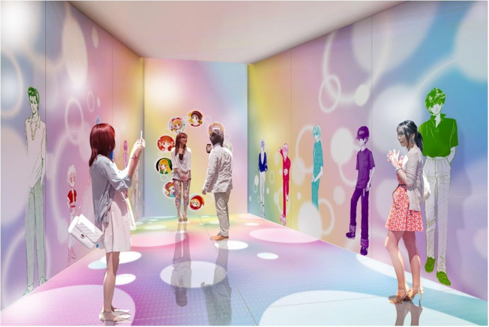 『りぼん』のときめきがよみがえる♡ 創刊60周年を記念したコラボイベントを『東京スカイツリー®』で実施!_3