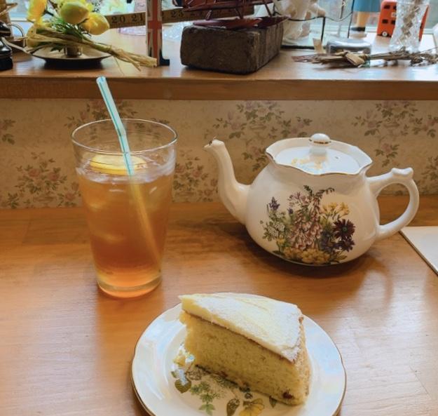 【みおしー遠征ログ❤︎宮城】仙台で発見!カフェ「POLLY PUT THE KETTLE ON」が映えすぎる♡_4