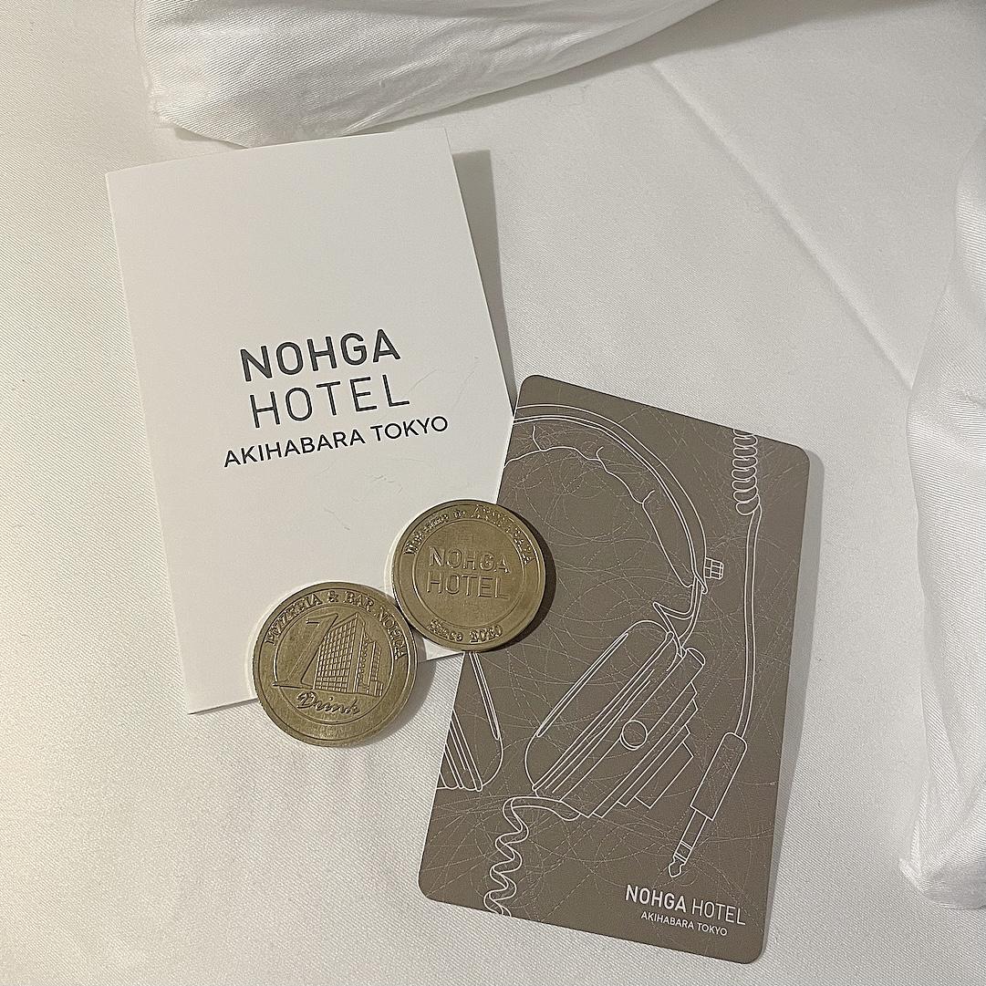 【都内ホテル】NOHGA HOTEL -AKIHABARA TOKYO-_4