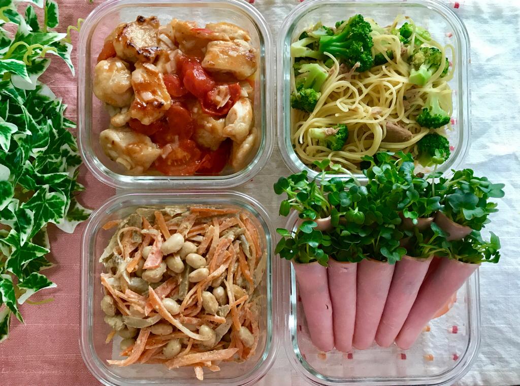 【今月のお家ごはん】アラサー女子の食卓!作り置きおかずでラクチン晩ご飯♡-Vol.1-_6