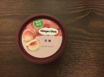 【本日発売!】ハーゲンダッツの新作《白桃》❤️ジューシー&クリーミィで夏をさきどる!