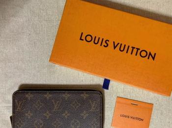 【20代女子の愛用財布】『ルイ・ヴィトン』の長財布