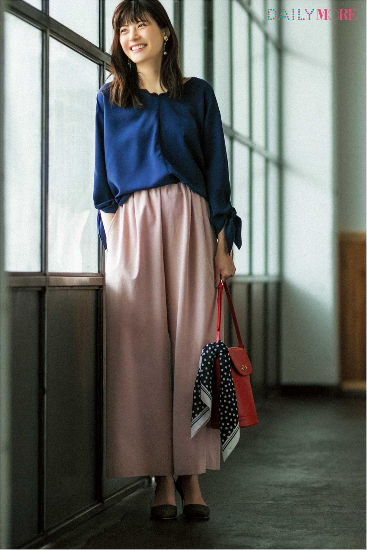 MORE公式通販『GETMORE!』が超人気ブランドとコラボした4つの春服!_3