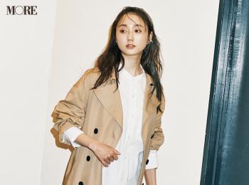 【今日のコーデ】<鈴木友菜>3月の締めくくりはきれい色スカートで好感度高く