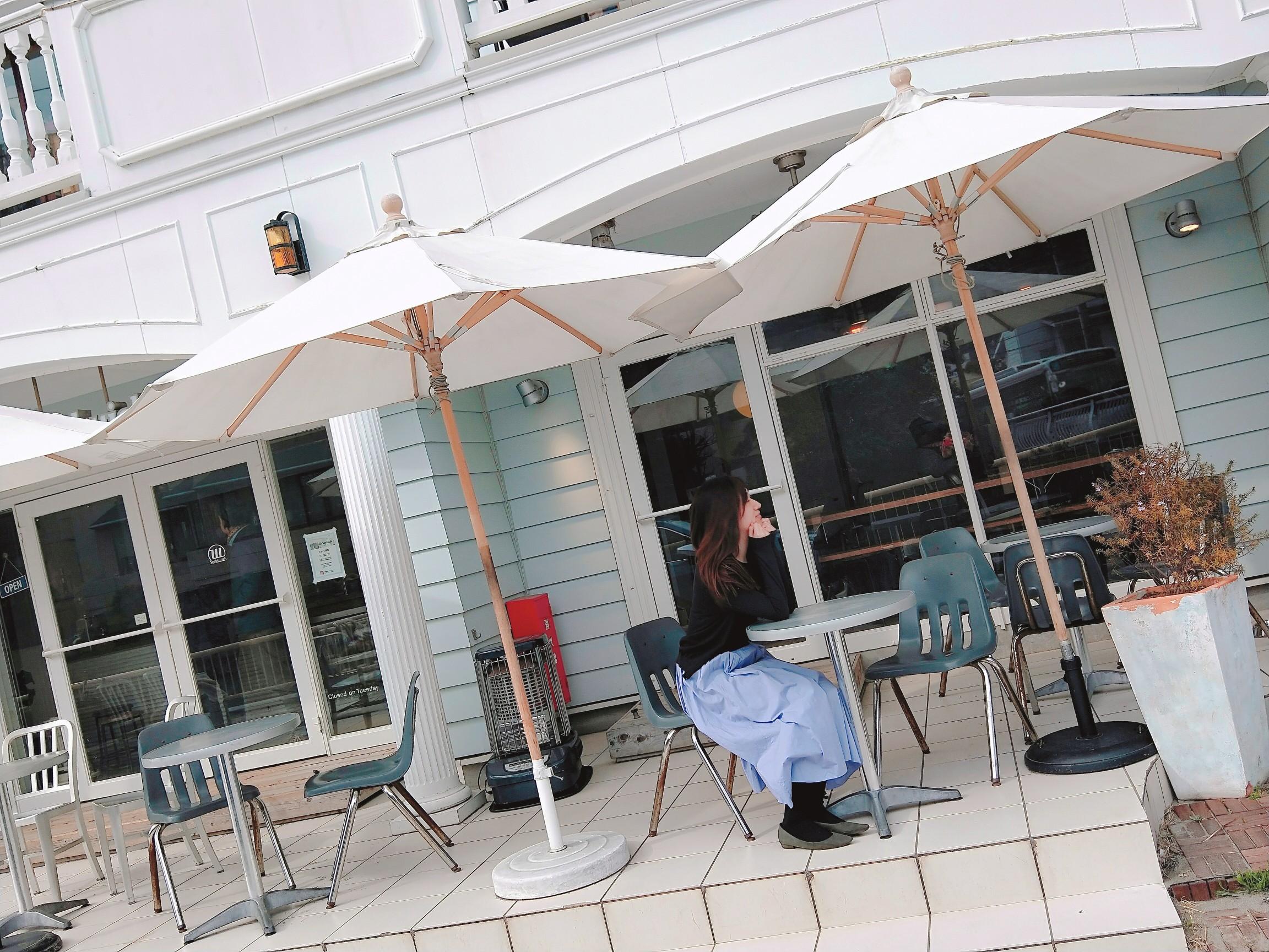 【葉山】森戸海岸近くの可愛いカフェ♡具だくさんサンドイッチがオススメ!_11