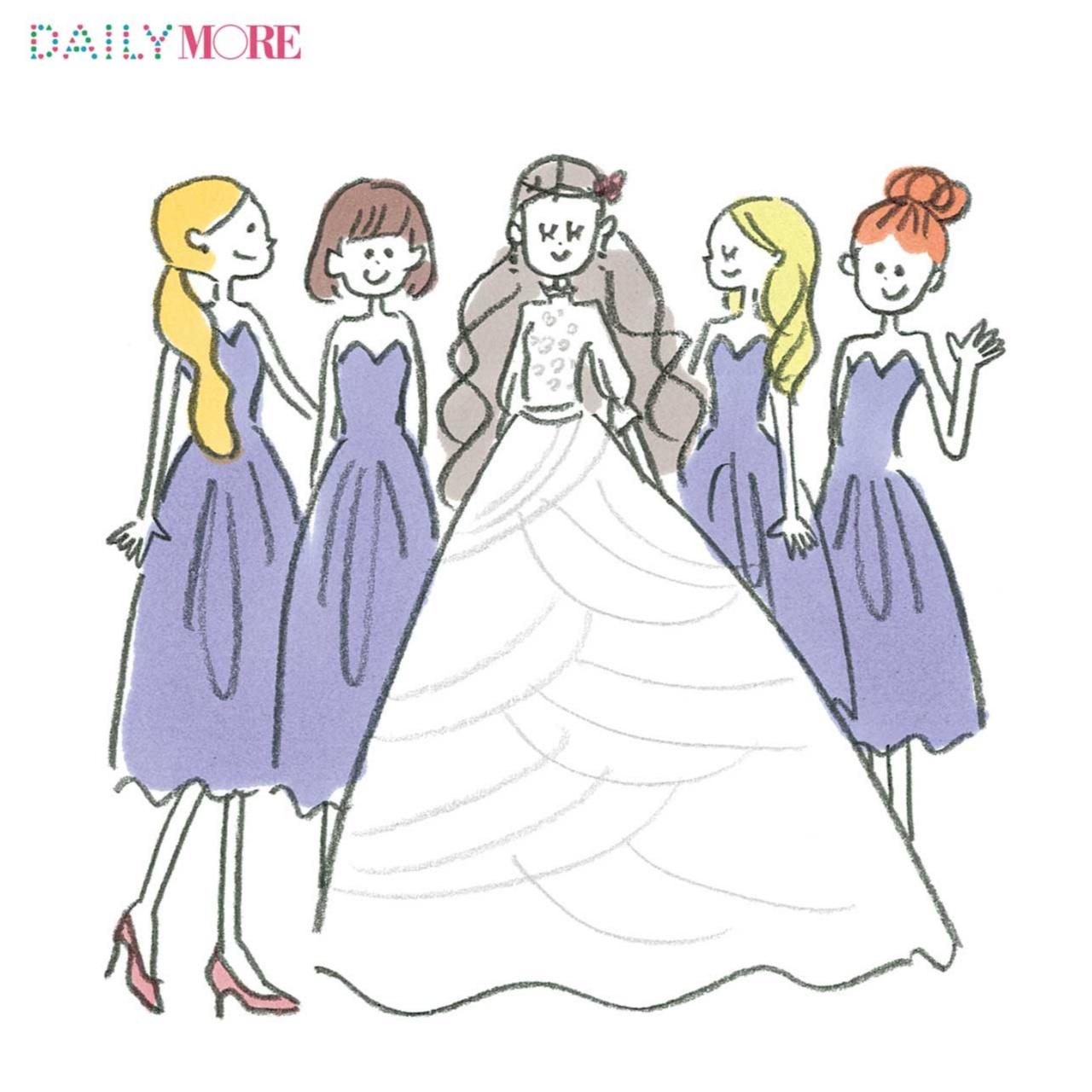 ブライズメイドをしてもらったら、いくらかかる? 「イマドキ結婚式で叶えたいこと」のリアル予算!_1