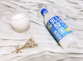 熱中症対策にぴったりなドリンク!GREEN DA•KA•RAレモン&乳酸菌♡