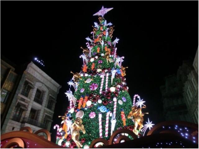 《USJクリスマス》クリスマスショーの「天使のくれた奇跡」がグランドフィナーレ♡_6