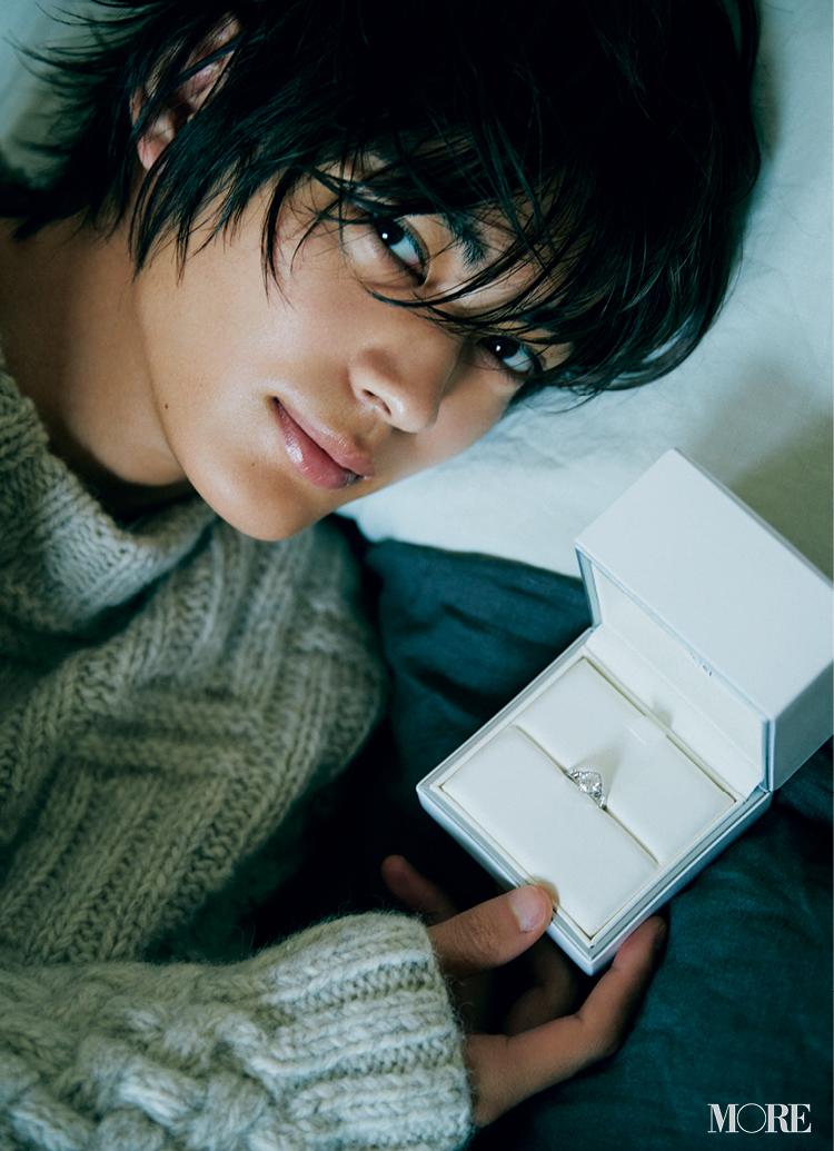 もしも神尾楓珠さんにプロポーズされたら⁉ 『シャネル』と『ティファニー』のリングと紡ぐ妄想ラブストーリー♡_2