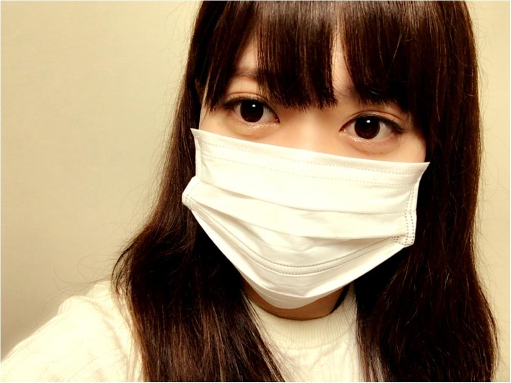 マスク女子必見☆こんなにも違うなんて!!!小顔にみえちゃう不思議なマスク♡♡_4