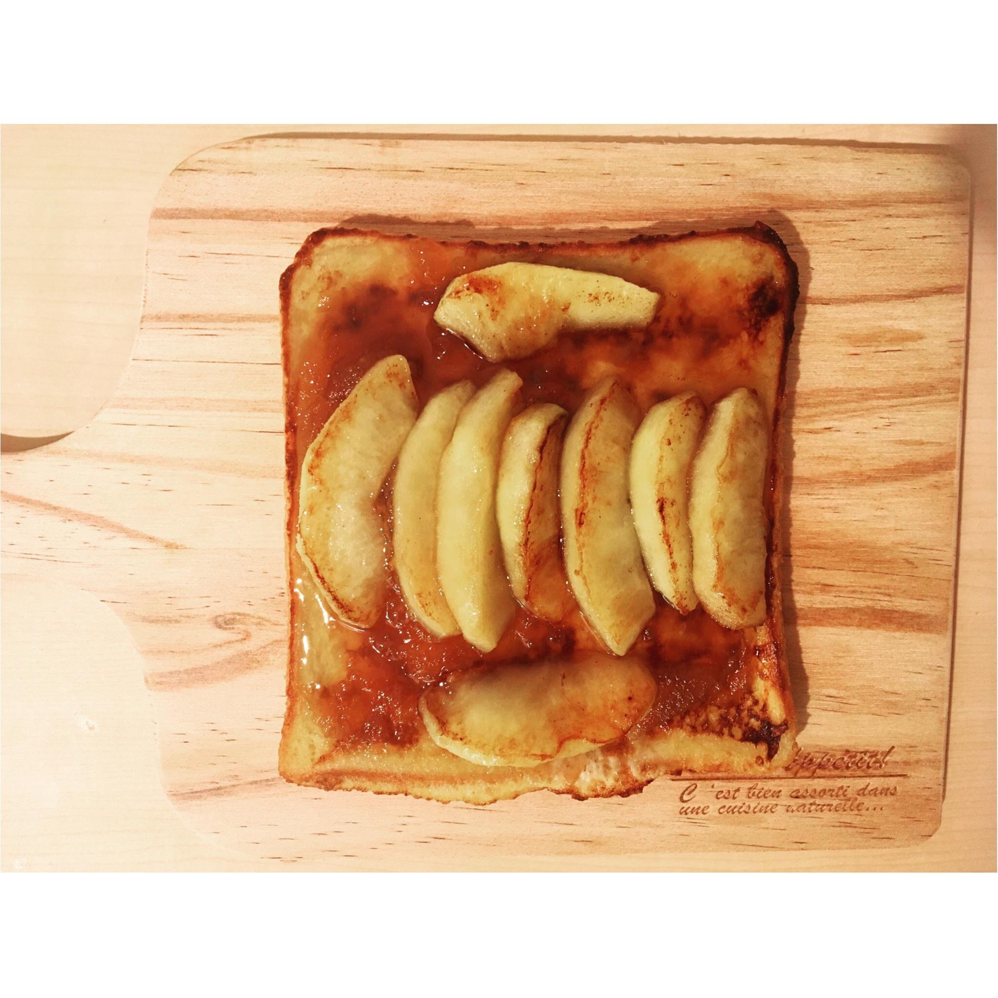 【女子力UP】見た目もかわいく♡朝から気分もあがる朝ごパンはいかがですか?☺︎-はる飯-_6