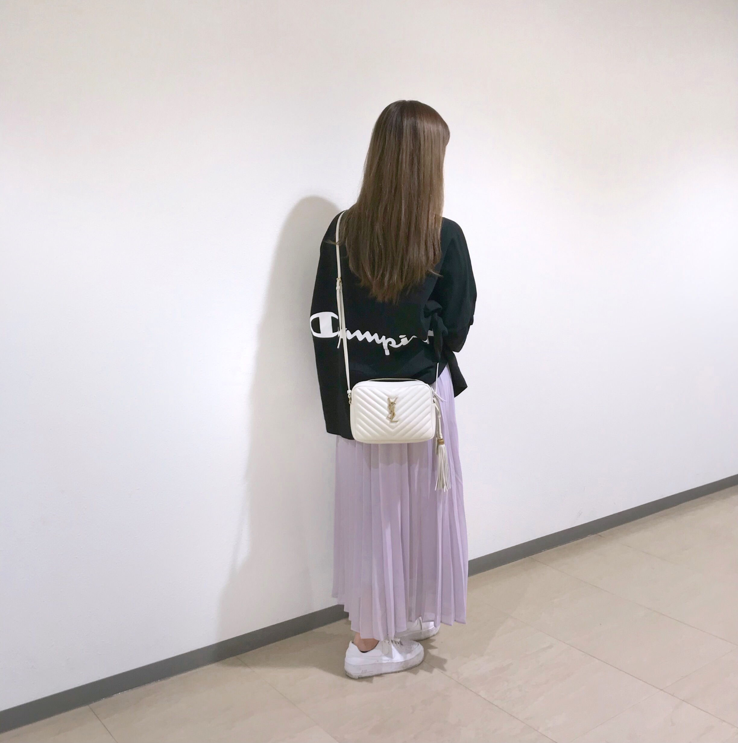 思わず2色買いする程高見え♡【GU】のロングプリーツスカートが◯◯円!!_4