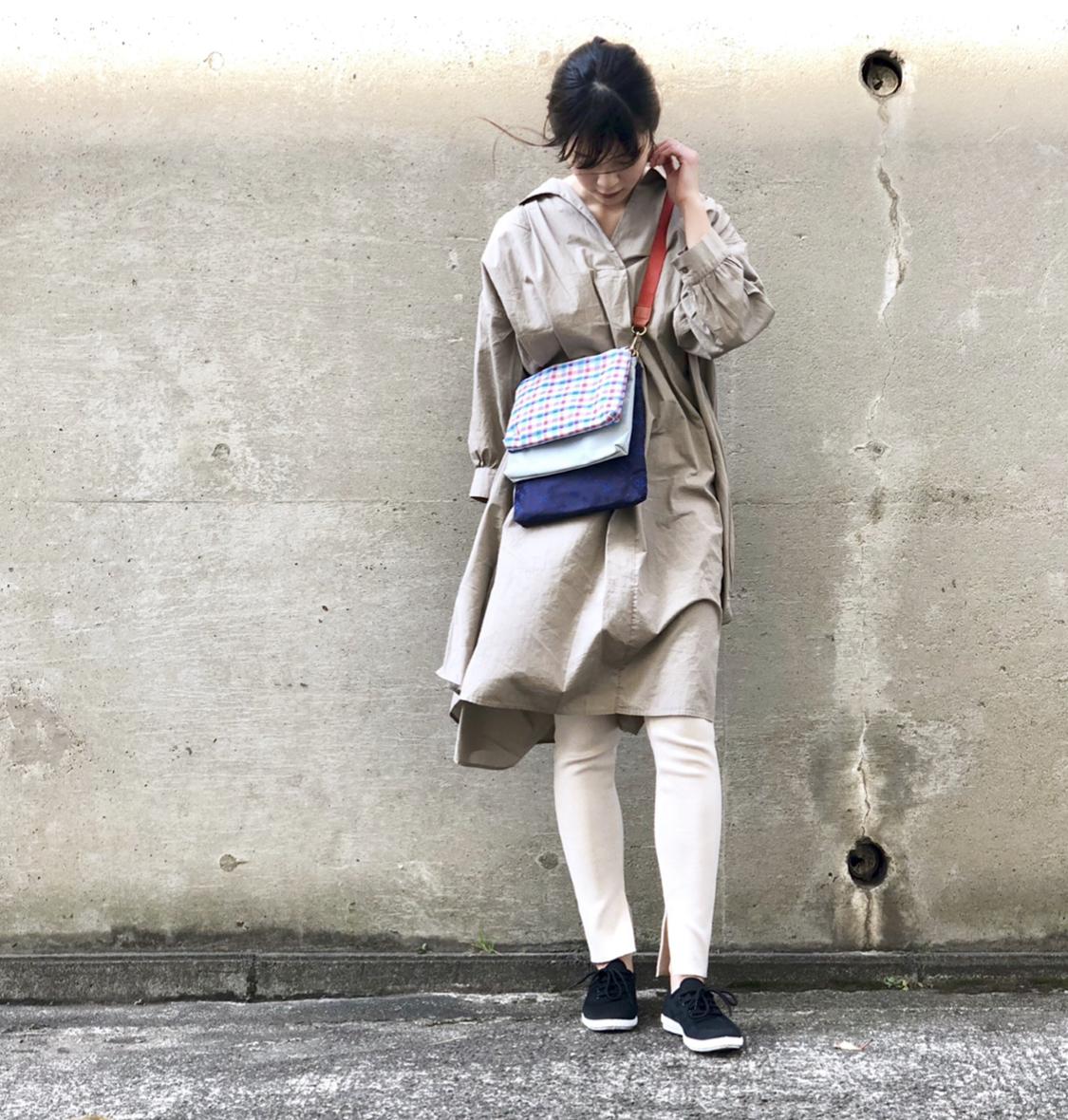 【GU新作】SNSで話題沸騰の《Aラインシャツワンピース》は週4着られる優秀アイテム❤️_1