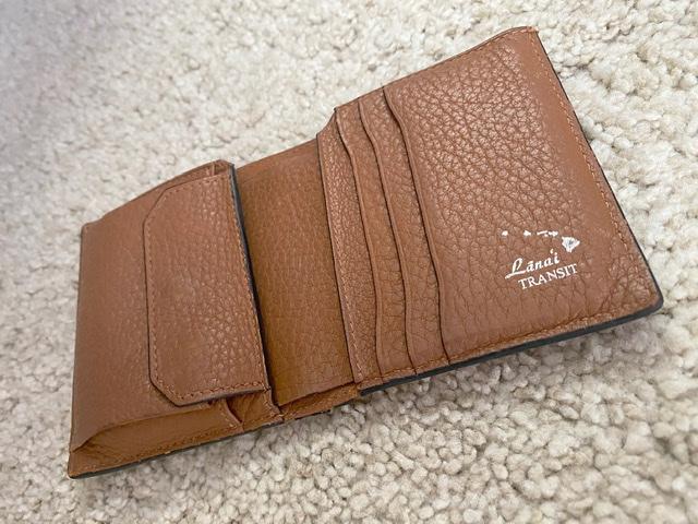 【20代女子の愛用財布】人と被りにくいHawaiiブランド《Lanai TRANSIT | HAWAII》_3