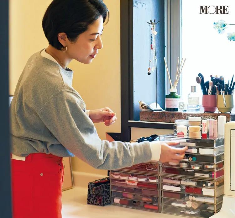 美容コラムニストの福本敦子さん