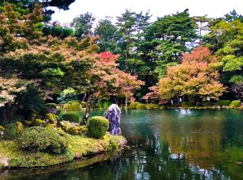 【金沢ぶらり旅】秋の兼六園を満喫♡東京から1泊2日でオトナな休日