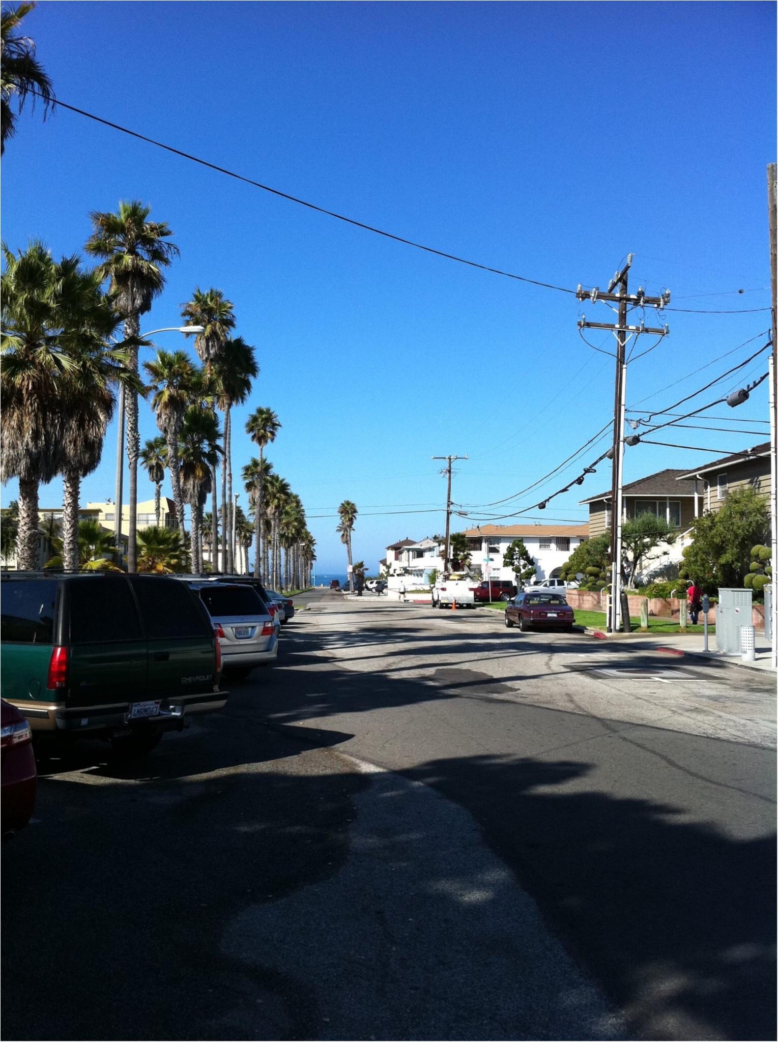 写真でも、きっと伝わるこの魅力✨朝から晩まで眺めた《*ロサンゼルスの広い空*》_6