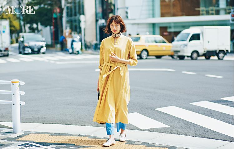 決めた。私、今日から変わるんだ‼︎ 佐藤栞里&逢沢りな着回し連載『毎日きれい色』23日目_2