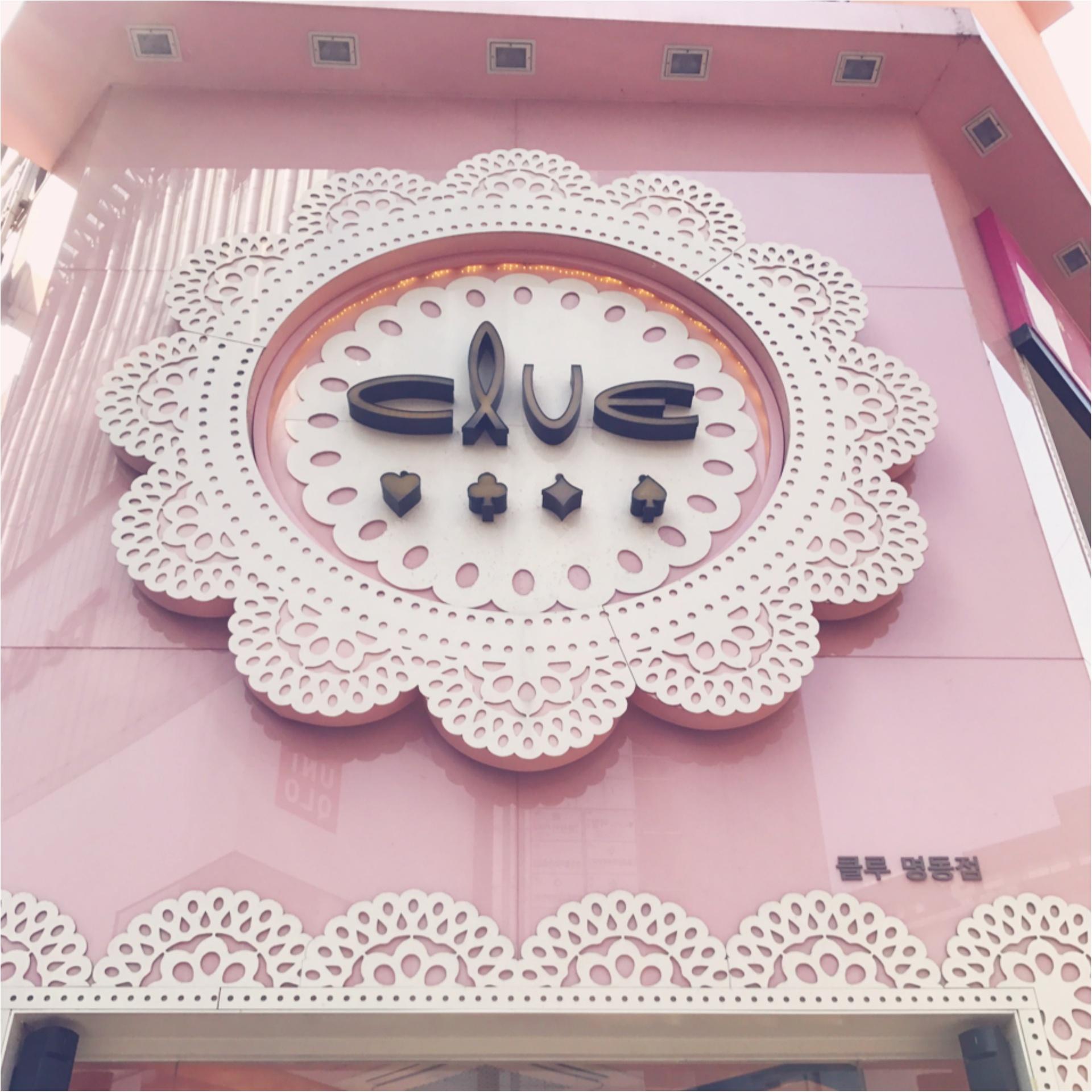 ★お土産にも?!オシャレな人にピッタリ♡韓国女子の定番『CLUE』が人気の訳とは!?★_1