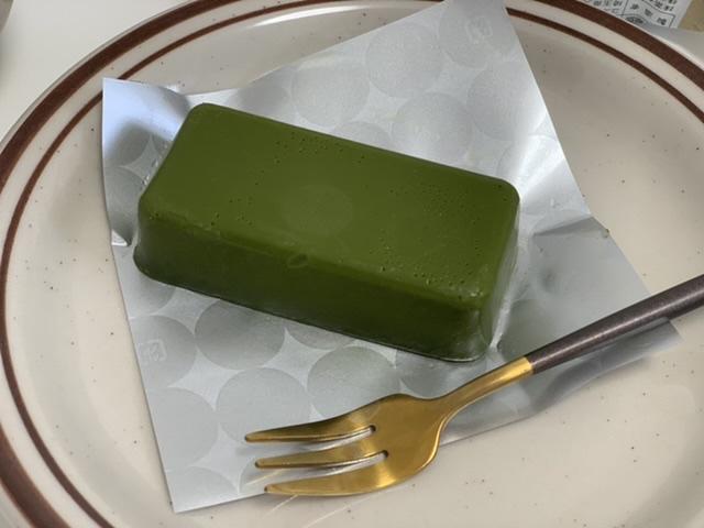 【ローソン】和溶け抹茶テリーヌが濃厚美味♡本格カフェ気分が味わる!_5