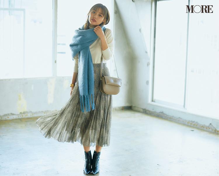 【2020年版】冬ファッションのトレンド特集 - 20代女性の冬コーデにおすすめのニットベストなど最旬アイテム・カラー・柄まとめ_35