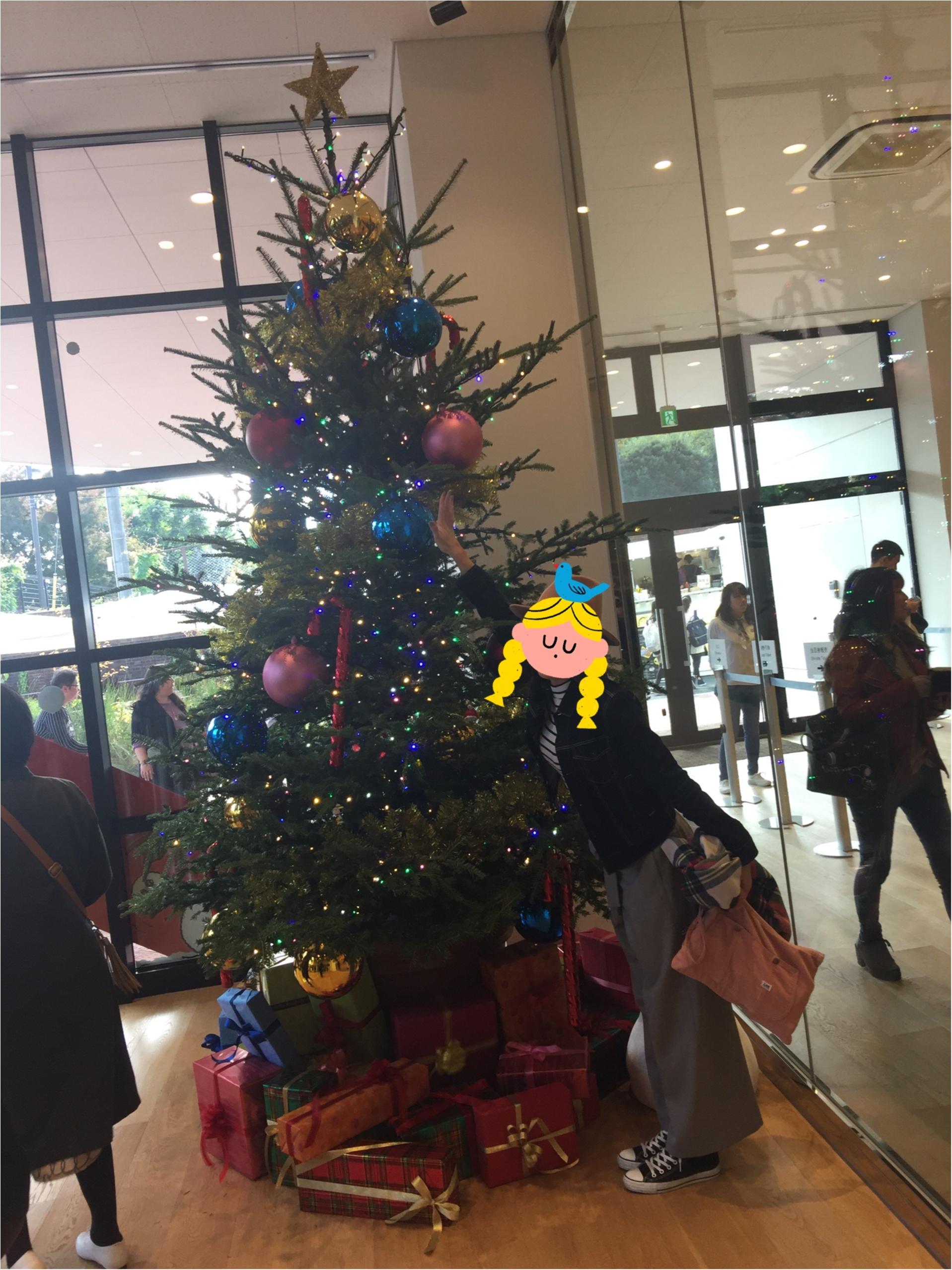 SNOOPY MUSEUM TOKYO で一足早いクリスマス気分♩_3