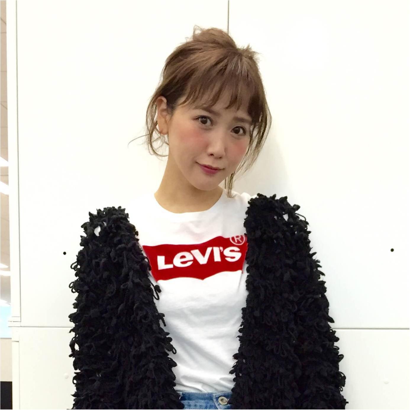 田中里奈ちゃんの私服♪_1