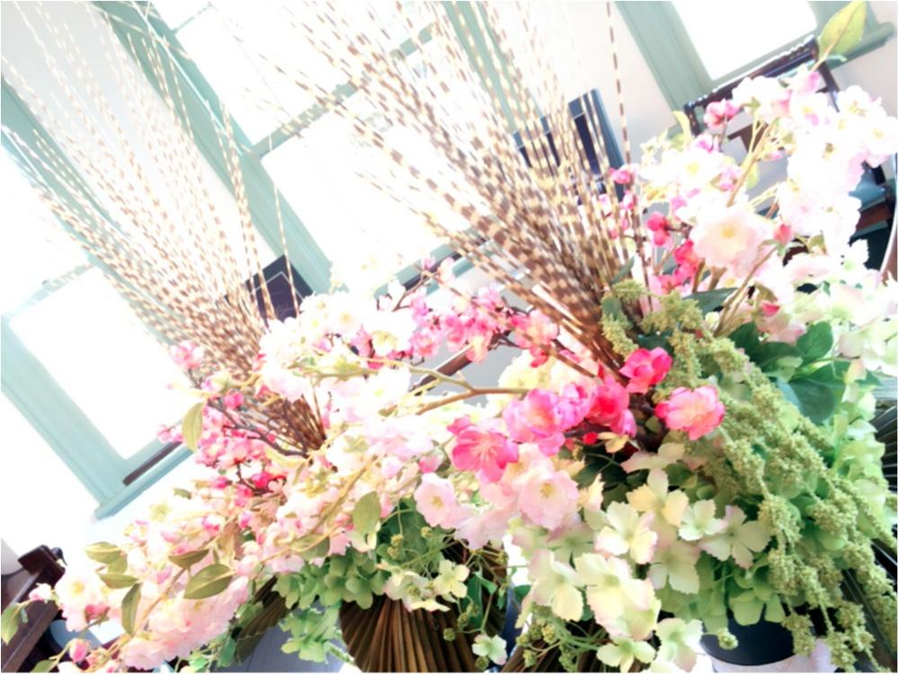 明日はひな祭り♡おひなさまとお花のコラボレーションが秀逸すぎる♡_3