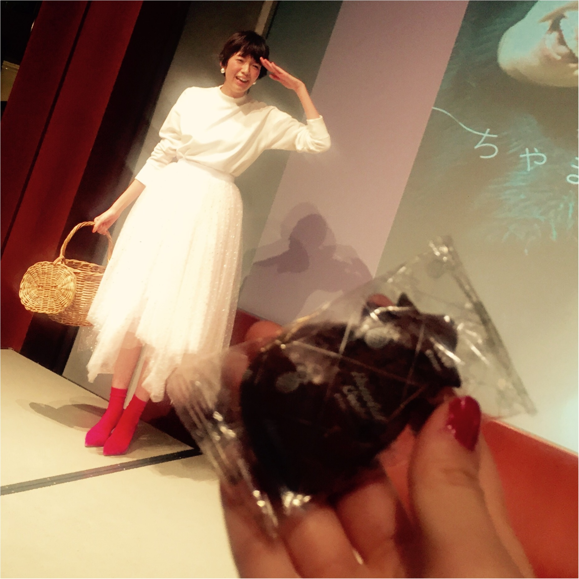 【モアハピ部大女子会】佐藤栞里ちゃんが好かれる理由♡_4