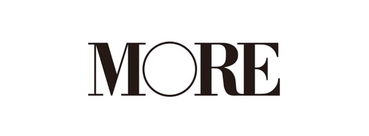 「MORE」6月号・7月号の発売について_1