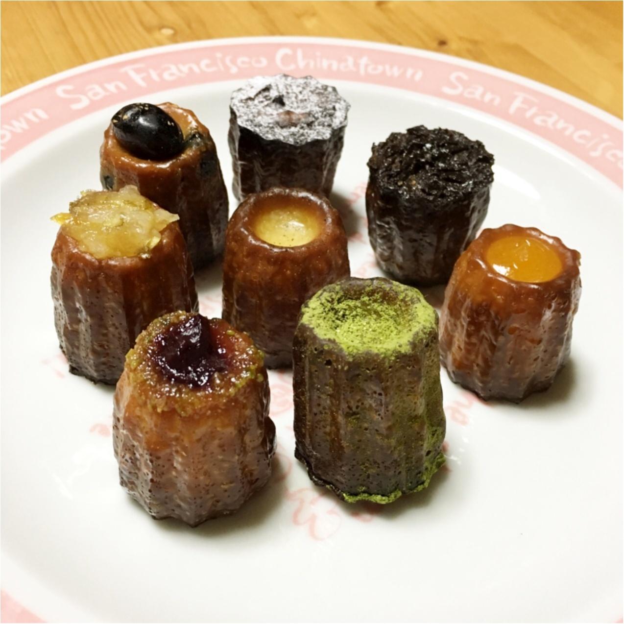 かわいくて美味しい!カヌレ堂のカヌレ♡_9