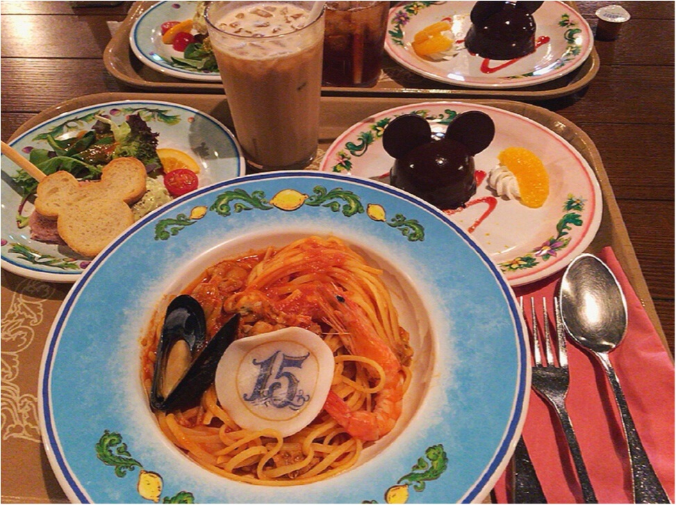 ユニクロUTでおそろコーデをして15周年の東京ディズニーシーへ行って来ましたー♬_6
