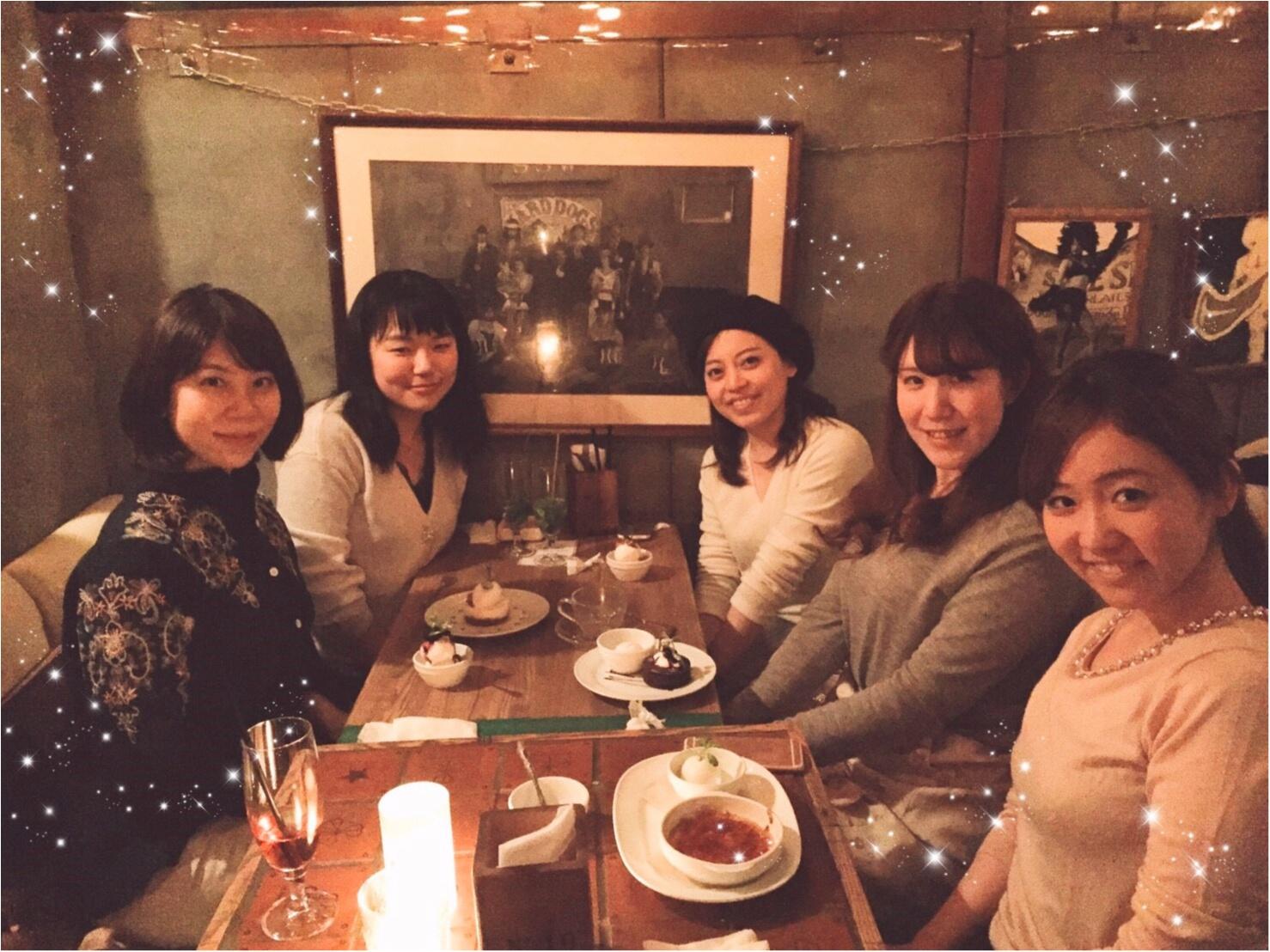 渋谷で夜カフェ女子会はいかが?おすすめカフェ3選♡_4
