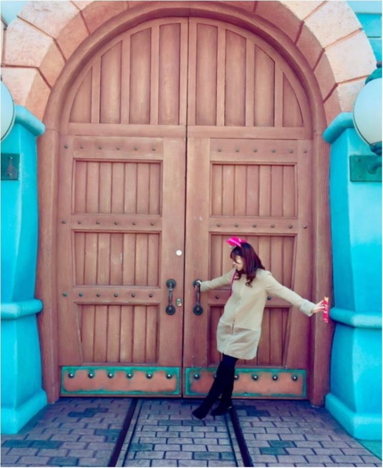 【TRIP】今度のDisneyはココで可愛い写真を撮って♡ディズニーランドのフォトスポット Part2 _8