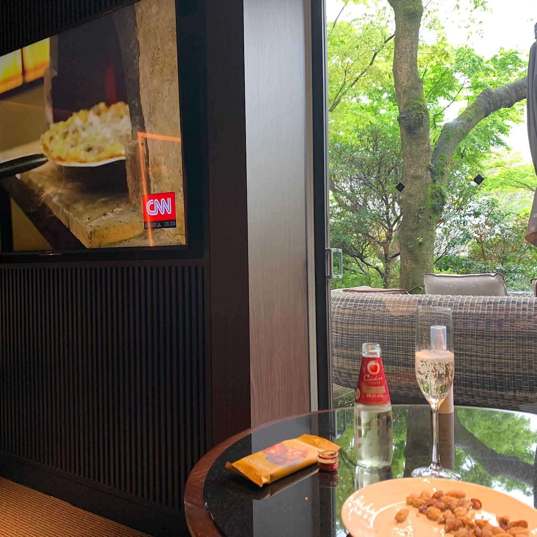 【ザ・プリンス さくらタワー東京】~豪華3つのホテルラウンジ巡り~_13