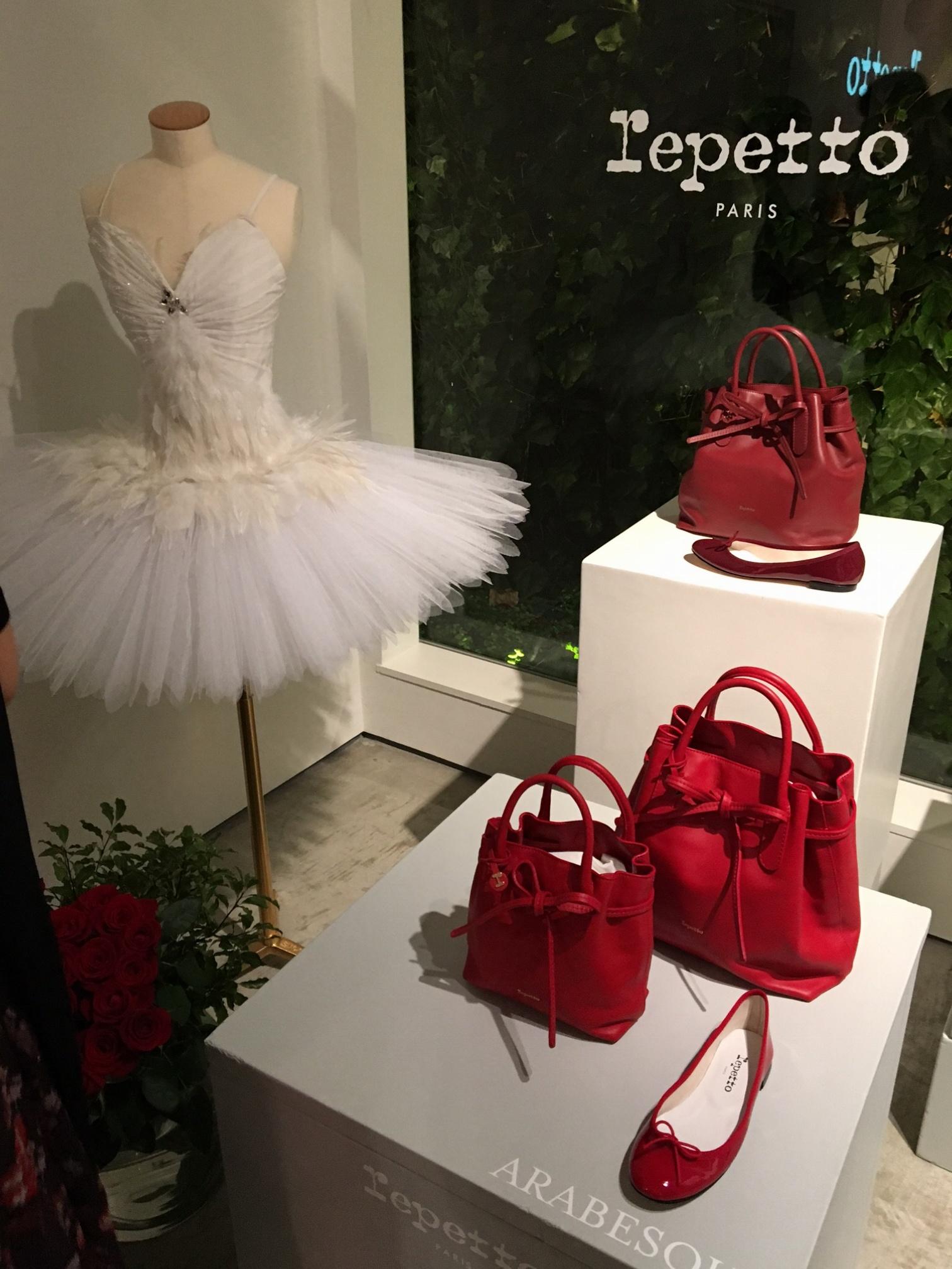 名前までロマンティック♡ 『レペット』から新バッグコレクションが登場!_2