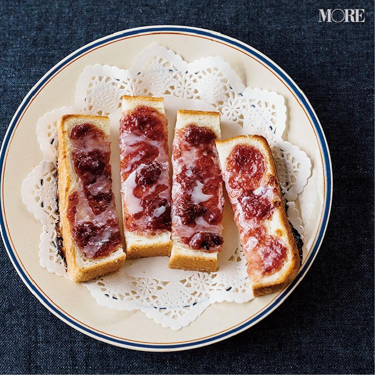 おうちカフェに♪ プリンやようかんを使った食パンの激うまアレンジレシピ、教えます。_3