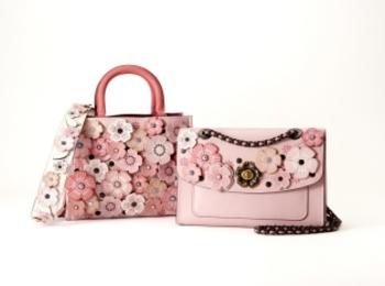 『コーチ』のバッグは桜満開♡ 「Cherry Blossom」コレクション発売中!
