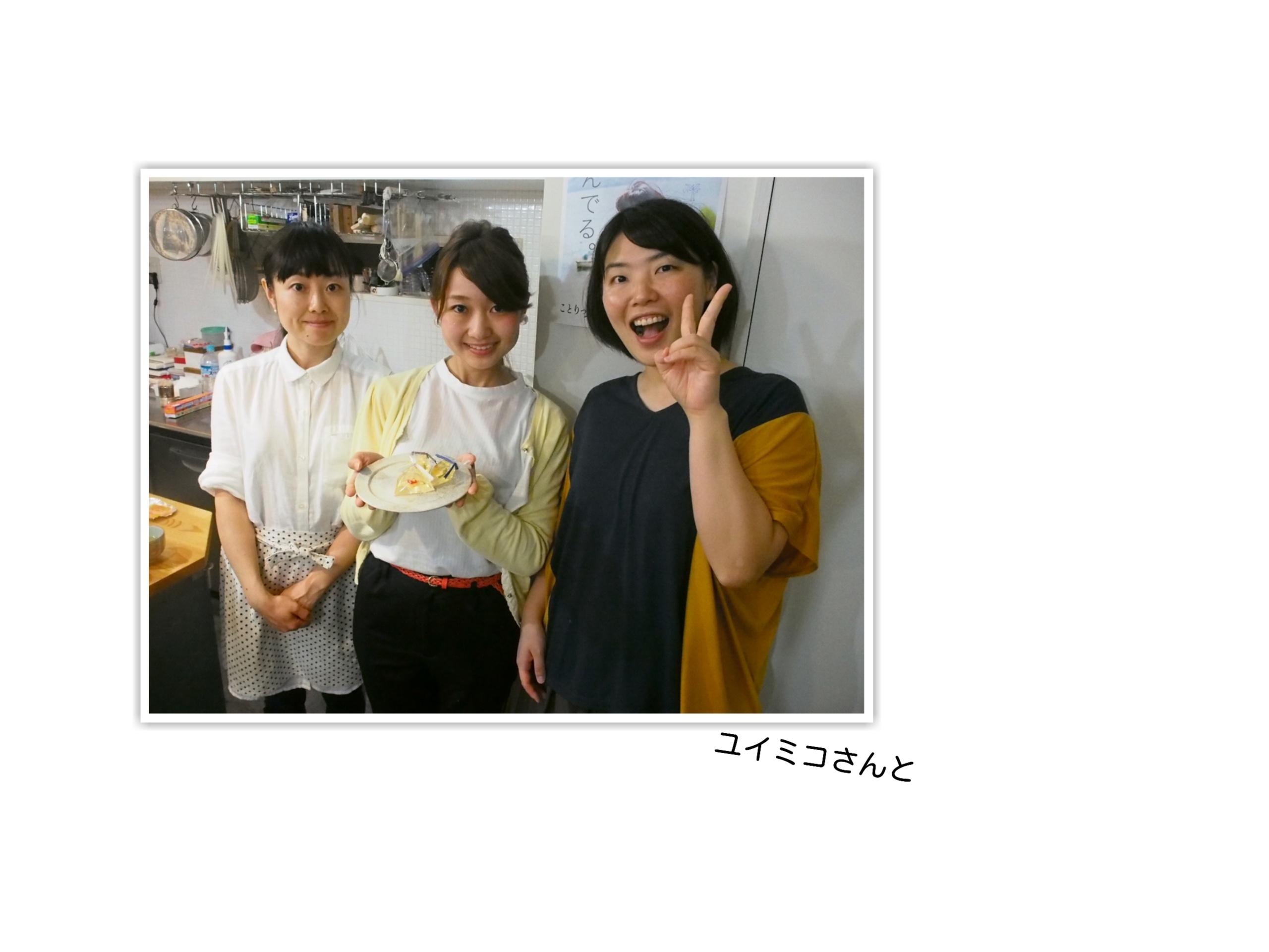 ユイミコさんに習う夏の和菓子作り体験で涼しげな「金魚の羊羮」にチャレンジ♪_5