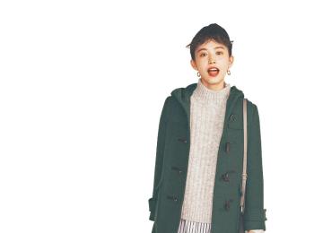 スカート、ニットにコートも! 冬のきれいめ【GUコーデ】まとめ | ファッション
